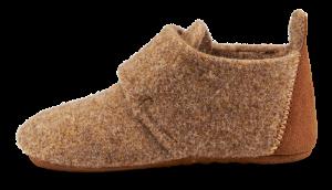 Bisgaard tøfler brun 11200999