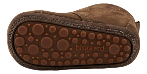 Bisgaard barnetøffel grå 12317999