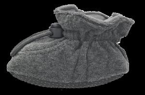 Melton barnetøffel grå 420019