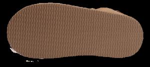 Shepherd barnetøffel brun 1499