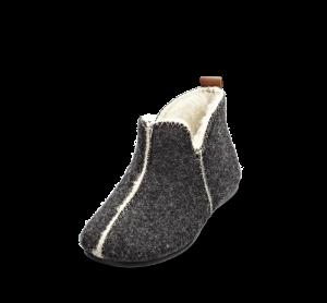 Zafary barnetøffel grå
