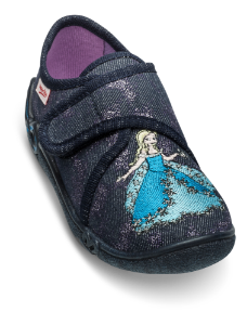 SuperFit barnetøfler blå 500259_