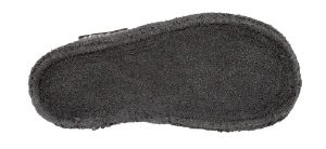 Skofus barnetøffel grå