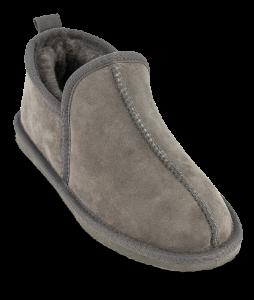 Woollies Tøfler Grå 1010 Shoe Luxe