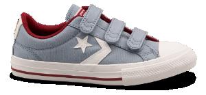 Converse børnesneaker canvas blå 666949C Star Pla