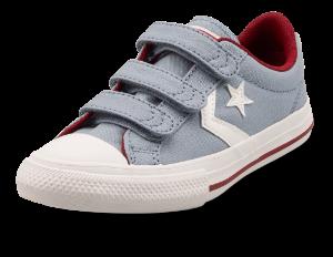 Converse barnesneaker canvas blå 666949C Star Pla