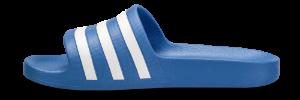 adidas badesandal blå ADILETTE AQUA