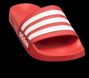 adidas badesandal rød ADILETTE SHOWER