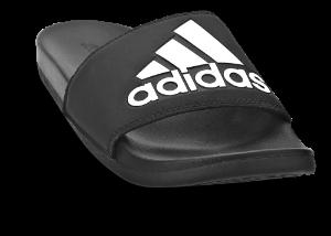 adidas badesandal sort ADILETTE-COMFORT