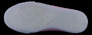 CULT lærredssneaker coral