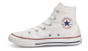 Converse canvas basket hvid M7650 All Star C