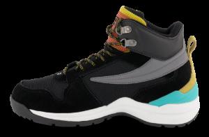 Fila Høye sneakers Sort 1011066