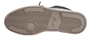 Puma sneaker sort/hvit 363919