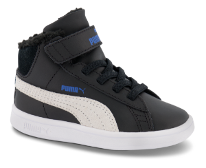 Puma Barnesneakers Sort 366896