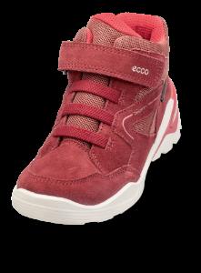 ECCO barnestøvlett rød 706572 BIOM VOJA