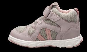 Viking barne-sneaker grå/rosa 3-48330 Alvdal M