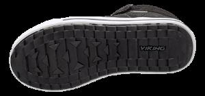 Viking barne-sneaker sort 3-88412 Eagle