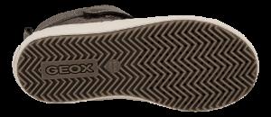 Geox barnebasketskobrun J744GI0DHASC9006