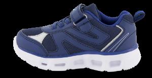 Skofus barne-sneaker blå