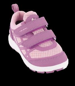 Viking barnesneaker fiolett/rosa 3-47300 Veme V