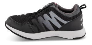 Viking barnesneaker sort 3-50110 Bislett