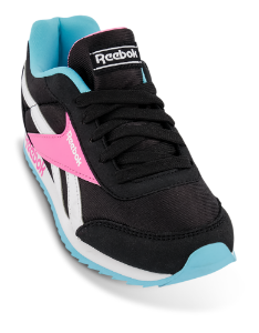 Reebok barnesneaker sort ROYAL CLJOG EF3387