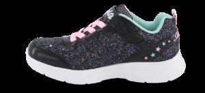 Skechers barne-sneaker sort 20267L