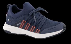 Viking Barnesneakers Blå 3-50130 Engenes