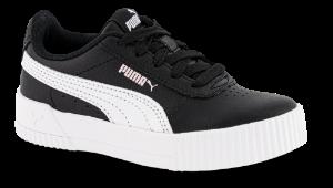 Puma barnesneaker sort 370678