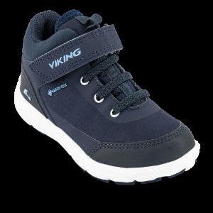 Viking Barnesneakers Blå 3-50020