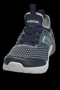 Geox barnesneaker blå/grå J826PA014BUC0661