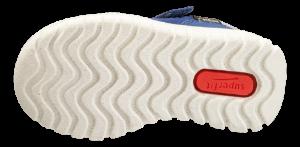 Superfit barnesneaker blå 4-00190