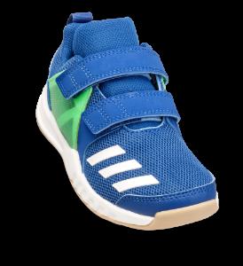 adidas børnesneaker blå FortaGym CF K