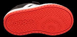 adidas babysneaker sort HOOPS 2.0 CMF I