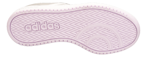 adidas børnesneaker grå HOOPS 2.0 K