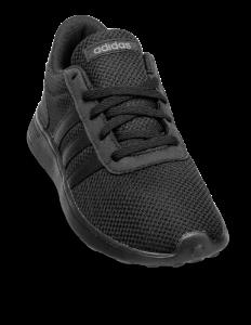 adidas børnessneaker sort LITE RACER K