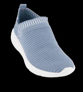 CULT elastisk sko lyseblå
