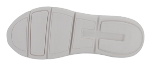 CULT elastisk sko lyselilla