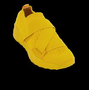 CULT sneaker gul