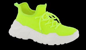 CULT sneaker neongul
