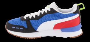 Puma sneaker blå 373616