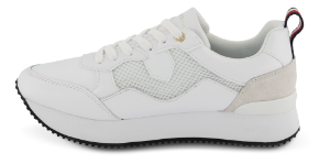 Tommy Hilfiger sneaker hvit FW0FW04604