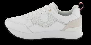 Tommy Hilfiger damesneaker hvit FW0FW04604