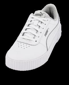 Puma sneaker hvit  370325