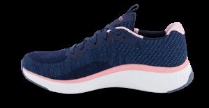 Skechers sneaker marineblå 13328