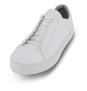 Vagabond sneaker hvit Zoe 4326-001