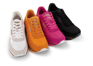 Woden Wonder sneaker fuchsia WL1750