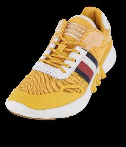 Tommy Hilfiger sneaker gul FW0FW04700