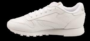 Reebok sneaker hvit CL Lthr W