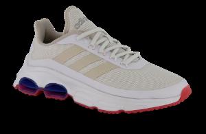 adidas sneaker hvit QUADCUBE